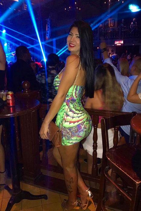 Anita Moranguinho | Transex
