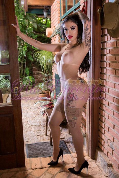 Antonella Ferreira | Transex